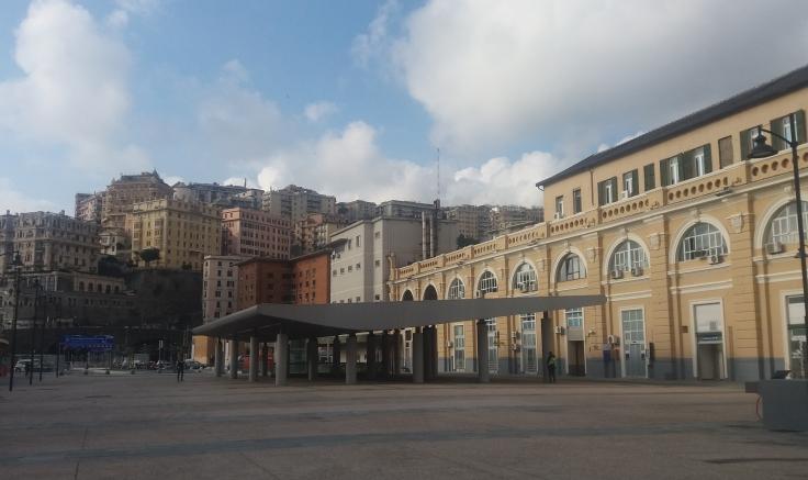 Stazione di Genova Porta Principe