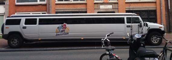 Amsterdam limo