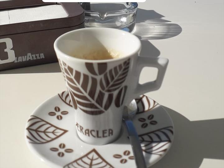 Pause caffè